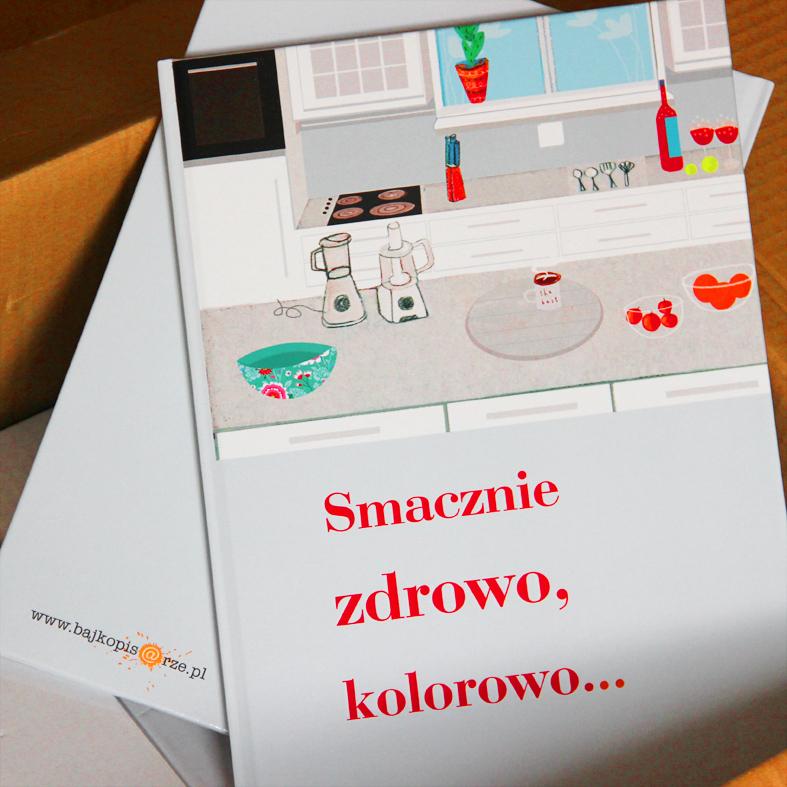 książka kucharska przedszkolaki